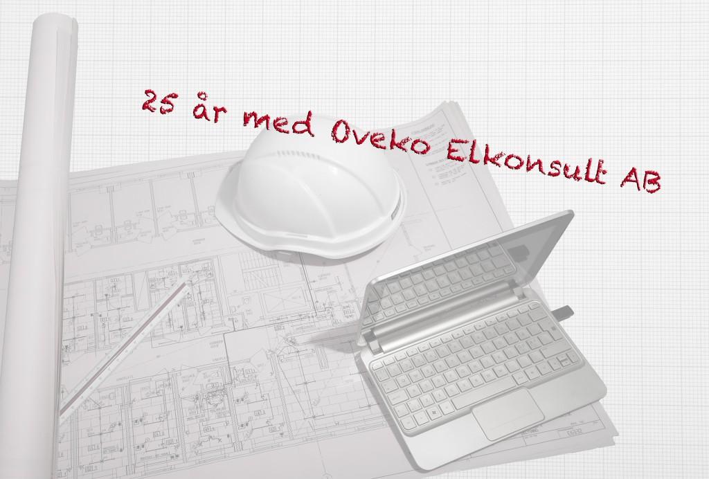 25 år med Oveko Elkonsult